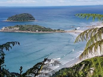 View from Mt Maunganui, Tauranga