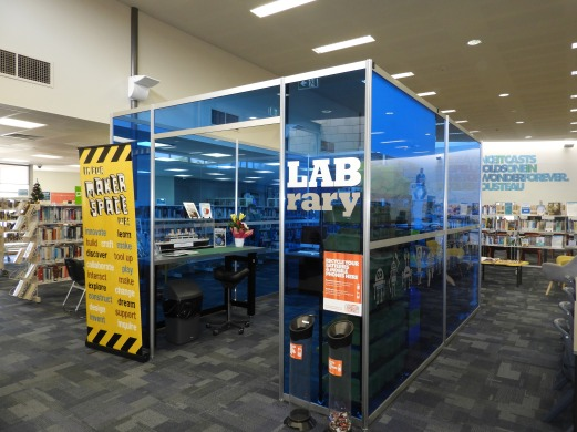 Maker space - Seaford Library