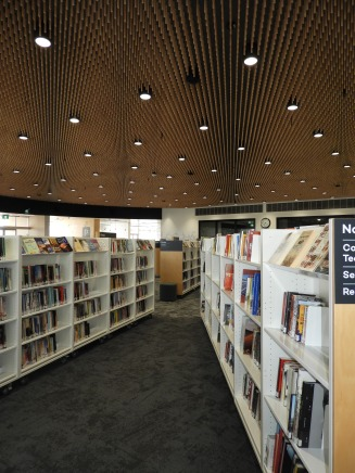 Main fiction/non-fiction - Aldinga Library