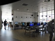 Computers and lounge - Aldinga Library