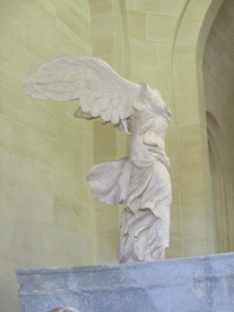 A.K.A Winged Victory