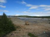 Geysir grave stone